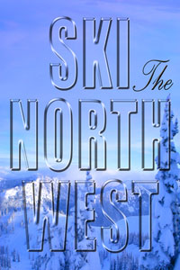 Ski North West Poster